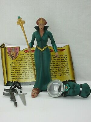 $95 • Buy MOTUC,QUEEN MARLENA,CAPTAIN GLENN,Masters Of The Universe Classics,Complete