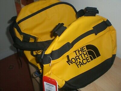 The North Face Base Camp Duffel Small Gold 50 Litre New • 69.99£