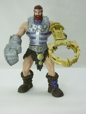 $80 • Buy MOTU,FISTO,BATTLE FIST,200x,figure,100% Complete,Masters Of The Universe,He Man
