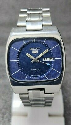 $ CDN31.05 • Buy Vintage Seiko 5 Automatic Movement No. 6309 Japan Made Men's Watch.