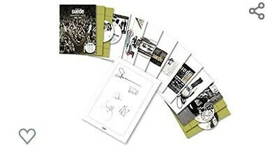 *signed* Beautiful Ones (Best Of Suede 1992-2018) 4 CD Set Sold Out • 55£