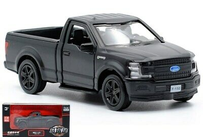 AU19.95 • Buy 1:36 BLACK Ford F-150 Pickup Truck Car Vehicle Collection Pull Back Diecast Toy