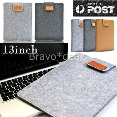 AU14.95 • Buy 13  Soft Ultrabook Laptop Sleeve Case Cover Bag For Macbook Air 13 Inch OZ