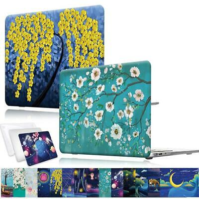Painting Laptop Shell Case Cover For Apple MacBook Air Pro Retina 11 12 13 15 16 • 10.99£