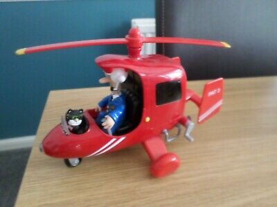 Postman Pat Musical  Helicopter Sound And Lights Free Uk Post • 14.99£