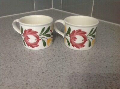 2 Portmeirion Welsh Dresser Cups , In G. Cond. • 7.50£