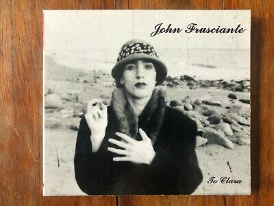 John Frusciante, Niandra LaDes And Usually Just A T-shirt [CD] RHCP 2003 • 2.99£