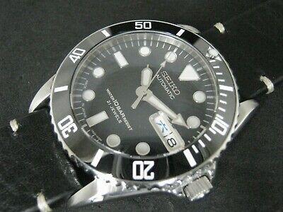 $ CDN388.87 • Buy SEIKO SKX023 Mod Submariner NH36 Sapphire Ceramic Water Proof Tested Mid Size