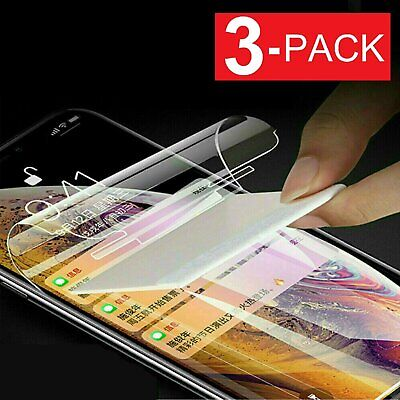$ CDN8.80 • Buy Samsung Galaxy Note 8 9 10 20 Plus Ultra Hydrogel Full Cover Screen Protector