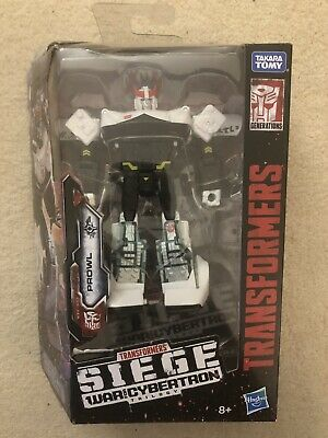 Transformers War For Cybertron Siege WFC-S23 Prowl MIB Complete • 25£