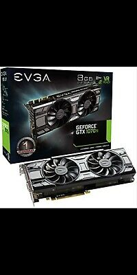 $ CDN406.41 • Buy EVGA GeForce GTX 1070 Ti SC GAMING 8GB GDDR5 Graphics Card 08G-P4-5671-KR