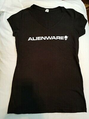 $ CDN46.77 • Buy Alienware Alpha Tour Fitted Small Woman Gaming Tshirt