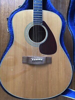 AU1200 • Buy Yamaha FG 580 Acoustic Guitar Hand-made RARE
