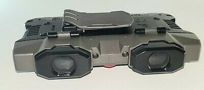 Rare Spin Master Spy Gear Night Vision Foldable Binoculars Toy With Belt Clip • 15.27£