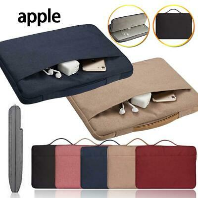 £11.99 • Buy For Apple Macbook Air/Pro/Retina 11  13  15  16 -Laptop Carrying Sleeve Case Bag