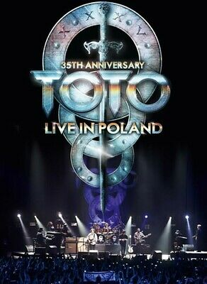 £21.16 • Buy Toto 35th Anniversary Tour Live In Poland DVD All Regions NTSC NEW