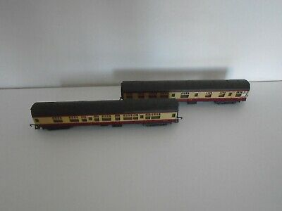 2 Lima Oo Gauge  Coaches 1 Is A Buffet Car  • 7.23£