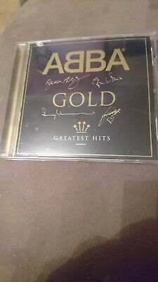 £9.98 • Buy ABBA Gold - Greatest Hits CD - Signed (1992)