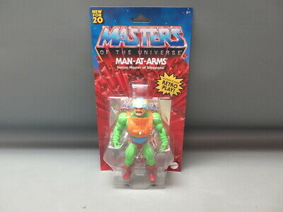 $25.99 • Buy Mattel Walmart Exclusive Masters Of The Universe Man-At-Arms Action Figure NIB