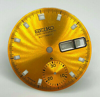 $ CDN53.62 • Buy Yellow Dial Vintage SEIKO Chronograph 6139-6002 6139-6005 6001 6009 07