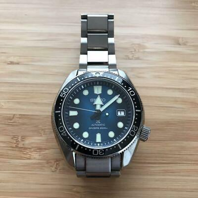 $ CDN1563.47 • Buy Seiko Prospex SBDC065 Box Date Divers SS Automatic Mens Watch Authentic Working