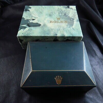 $ CDN277.50 • Buy Rolex Triangle Top For Submariner Daytona Gmt Old Men Watch Box/w Outer Box