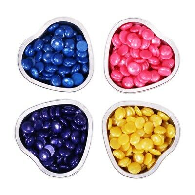 BlueZOO Painless Without Strips Depilatory Shimmer Hard Wax Beans For Hair  E3G9 • 26.84£