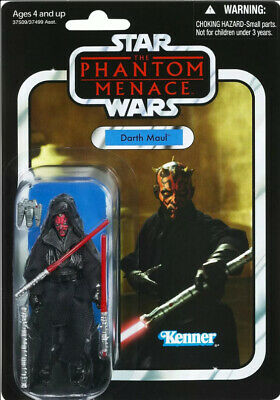 $ CDN23.05 • Buy Star Wars The Vintage Collection 3.75  Figure - Darth Maul VC86 IN STOCK!