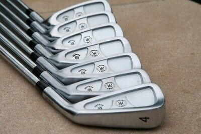 $ CDN1000 • Buy MIURA IRONS PW-4IRON. Used 2 Seasons. Purchased For 2600 At Modern Golf