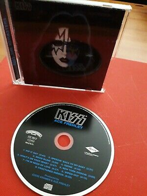 Kiss The Remasters Ace Frehley CD  • 7£