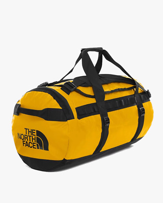 The North Face Base Camp Duffel Bag M - Summit Gold / TNF Black • 71.50£