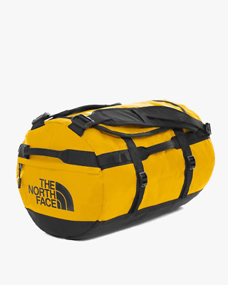 The North Face Base Camp Duffel Bag S - Summit Gold / TNF Black • 100£