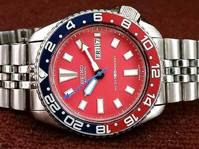 $ CDN613.36 • Buy Seiko Vintage Diver 6309-729A Custom Automatic Mens Watch Authentic Working