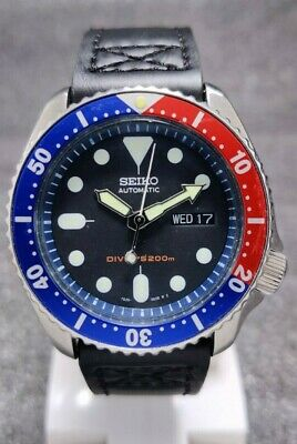 $ CDN93.59 • Buy Seiko Scuba Diver's 7s26-0020 Automatic Movement Japan Made Men's Watch.