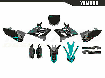 AU219 • Buy Yamaha YZ 125 250 2015 2016 2017 2018 2019 15 16 17 18 19 Motocross Graphics Kit