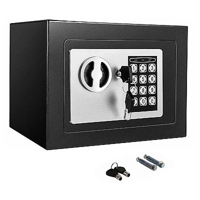 £200.99 • Buy Electronic Password Security Safe Money Cash Deposit Box Office Home Safety Mini