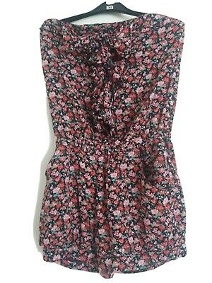Ladies Play Suit.size 12 • 1.40£