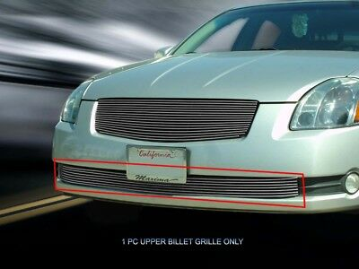 $51.71 • Buy Billet Grille Grill Bumper  For Nissan Maxima 2004 2005 2006
