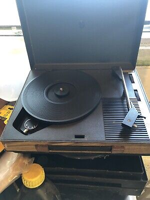 Fidelity HF42 Portable Record Player Deck Player • 15£