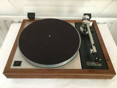 Linn LP12 Sondek Turntable Lingo2 Ittok Cirkus Majik Box Dust Cover • 2,499£