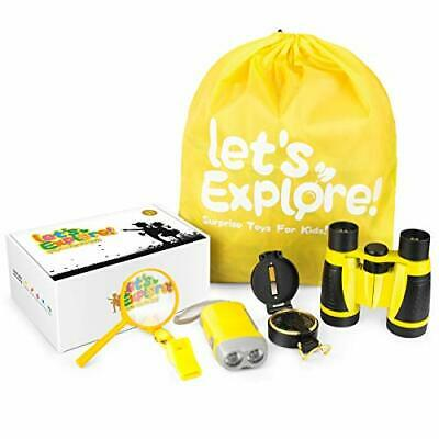 Outdoor Explorer Kit Kids Toys, Birthday Present For 3-12 Years Xmas Gifts • 28.27£