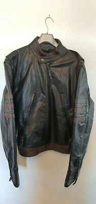 Real Leather Jacket Replica Wolverine • 30£