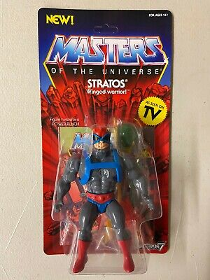 $44.98 • Buy Super7 Masters Of The Universe STRATOS Action Figure MOTU MOC