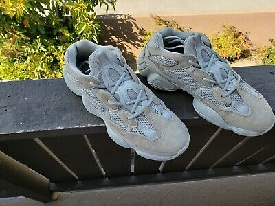 $ CDN288.26 • Buy Yeezy Boost 500 Salt Size 11.5 - Great Condition And 100% Authentic