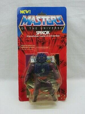 $165 • Buy MOTU,VINTAGE,SPIKOR,Masters Of The Universe,MOC,sealed,figure,He-Man,MOSC