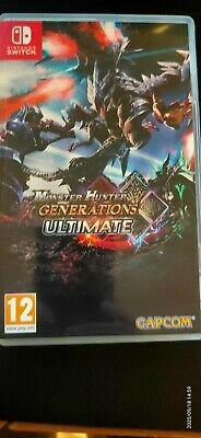 AU51 • Buy Monster Hunter Generations Ultimate Nintendo Switch - Free Shipping