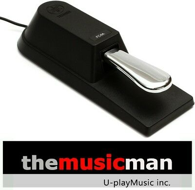 AU75 • Buy Yamaha FC4A Sustain Foot Pedal For Digital Pianos Keyboards Synthesizers *NEW*