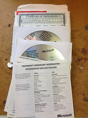 Microsoft Office 97 Business Edition  • 14.90£