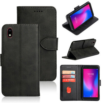 AU3.22 • Buy For ZTE Blade A3 A5 A7 2020 Axon 11 5G Flip Wallet Stand Leather Cover Case