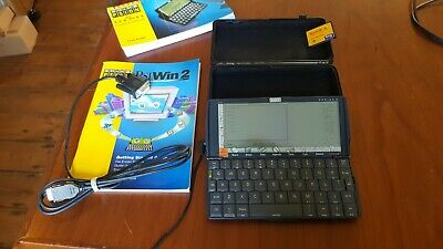 Psion Series 5 PDA 8MB Plus 2 X 4MB Storage Cards • 25£